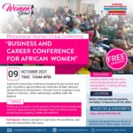 """""""Business and career conference for African Women"""""""